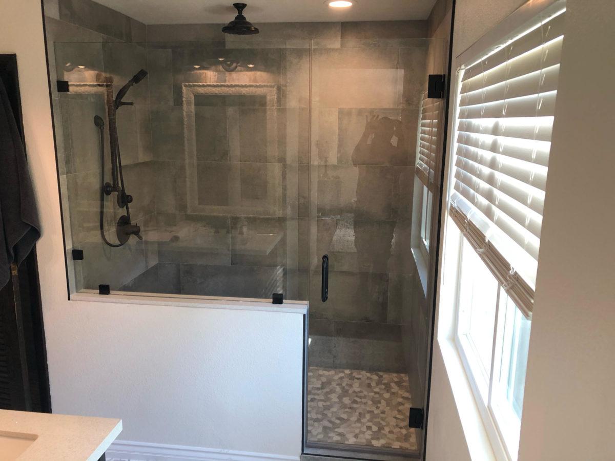 Custom Glass Shower, Las Vegas